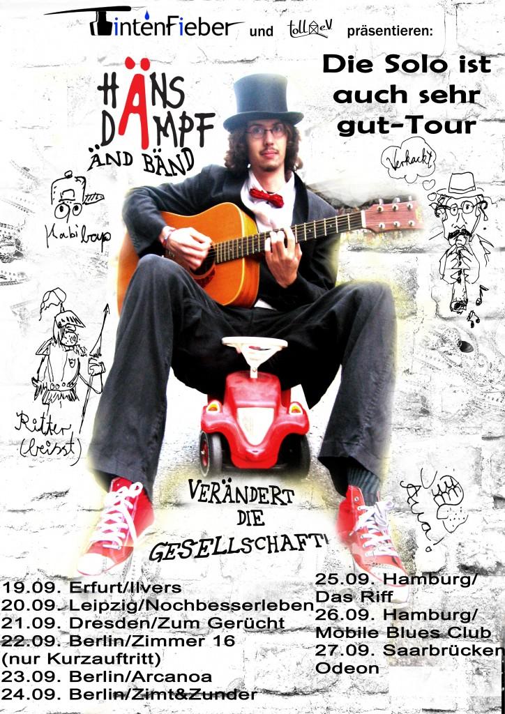 Solotour 2008 Häns Dämpf